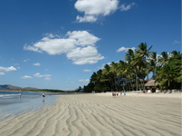 picture of tamarindo beach located in guanacaste costa rica