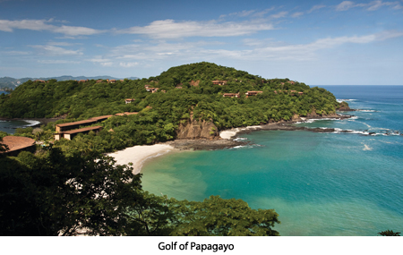 Golf of Papagayo