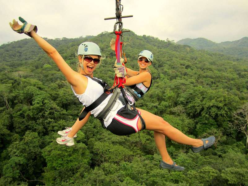 Costa Rica Volcano, Mountain and Beach Vacation Package