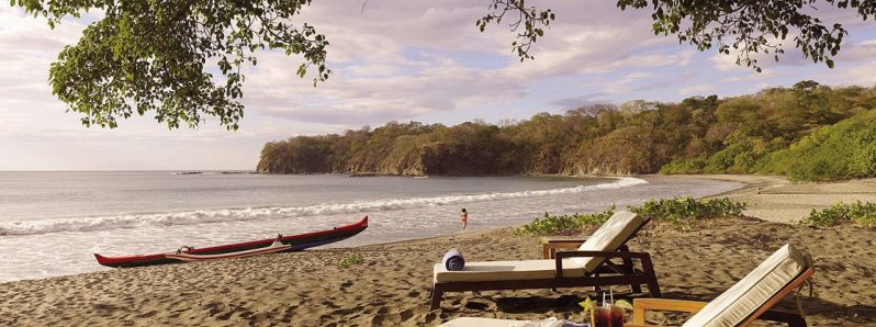 Costa Rica was chosen the most relaxing travel destination in the world