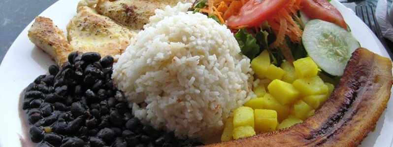 "Costa Rica Food: The Traditional ""Casado"", Best Typical Dishes & Recipes"