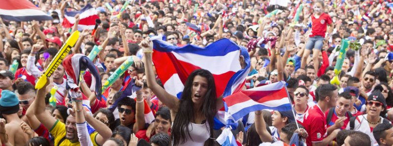 Costa Rica: First place of Latin America in the 2016 World Happiness Report