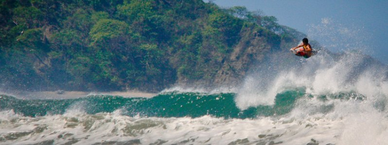 Costa Rica host the World Surf League's Open Pro QS 3000 Tournament
