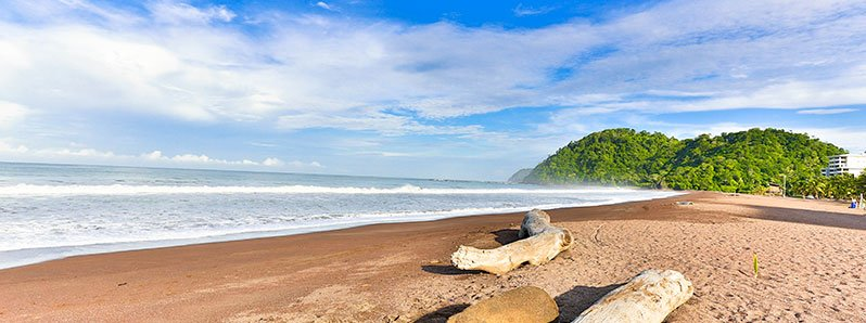Costa Rica beaches: Jacó is a nice option for your vacation here