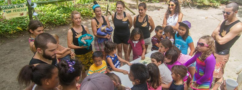 Travelling with children in Costa Rica