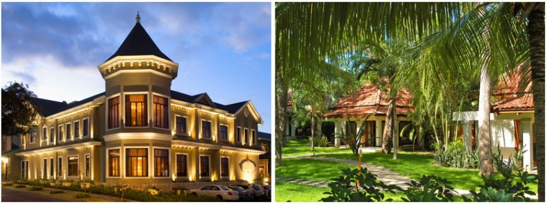 Costa Rica hotels awarded by Condé Nast Traveller