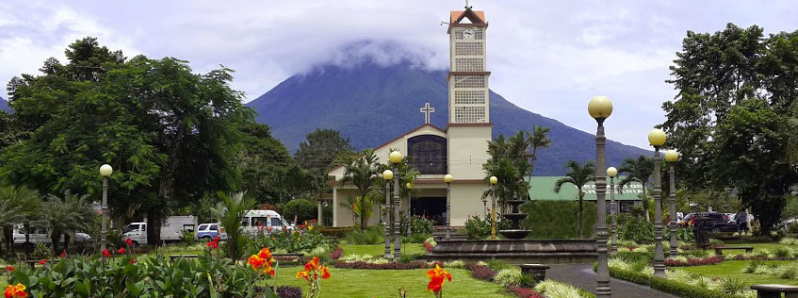 La Fortuna Costa Rica: Arenal is a place you cannot ignore anymore