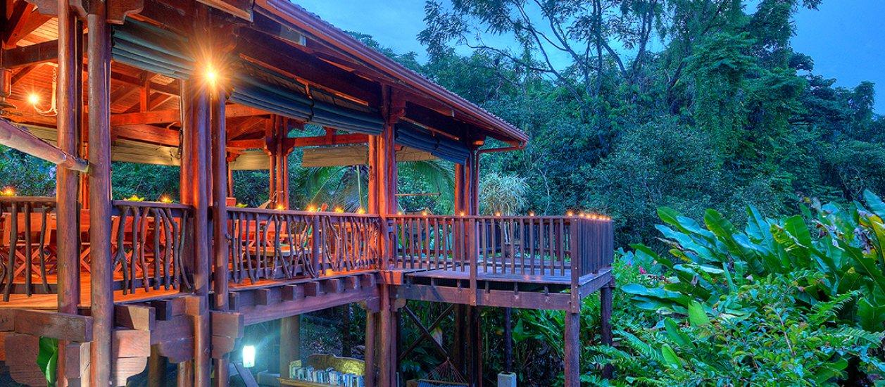 Nicuesa Rain Forest Lodge