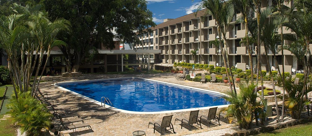 Best Western Irazu Hotel & Casino