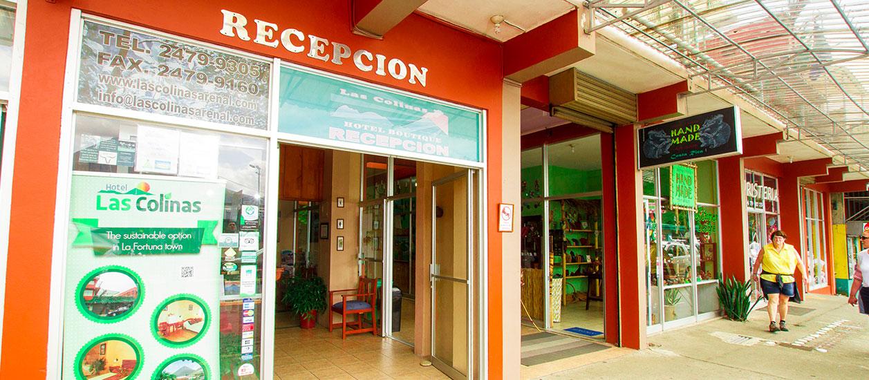 Las Colinas Arenal
