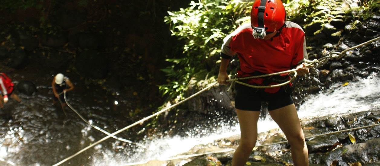Canyoning & Canopy