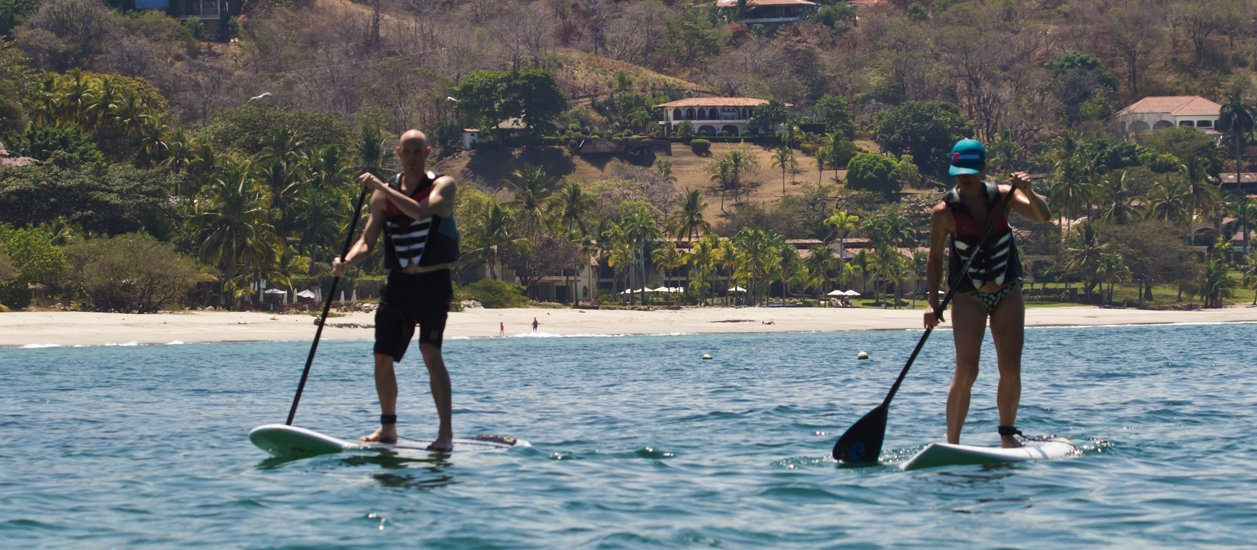 Clases De Stand Up Paddle En Tamarindo Mínimo. 2 Pax