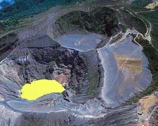 Tour De Medio Día Al Volcán Irazú
