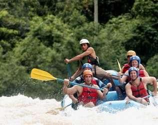 Rafting En Rio Savegre Desde Manuel Antonio