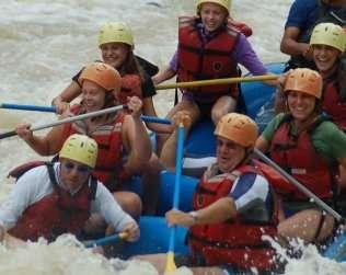 Rafting En Rio Naranjo Desde Jaco