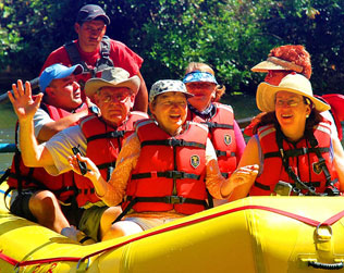 Corobici River Floating - Full Day