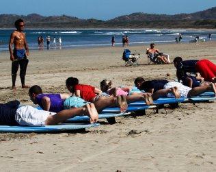 Clases De Surf (2 Horas) Desde Tamarindo