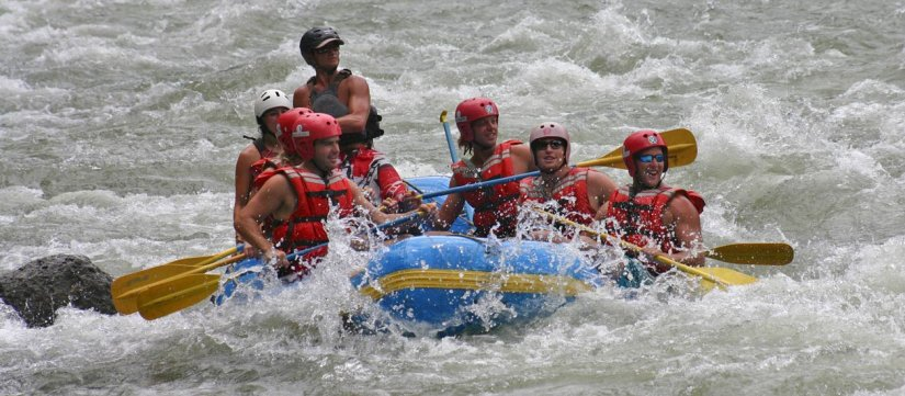 Colorado White Water River Rafting