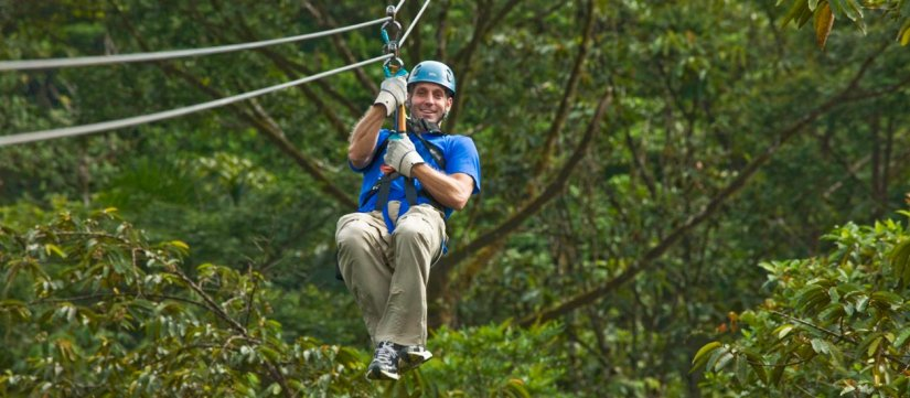 Rainforest Adventures Canopy Tours Pacific & Atlantic