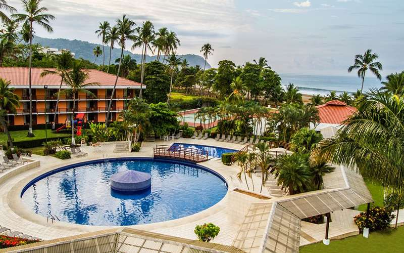 The Best Western Jaco Beach All Inclusive Resort offers Priceline guests an oceanfront setting along with free Wi-Fi, outdoor pools and a location within two hour's drive of San Jose.