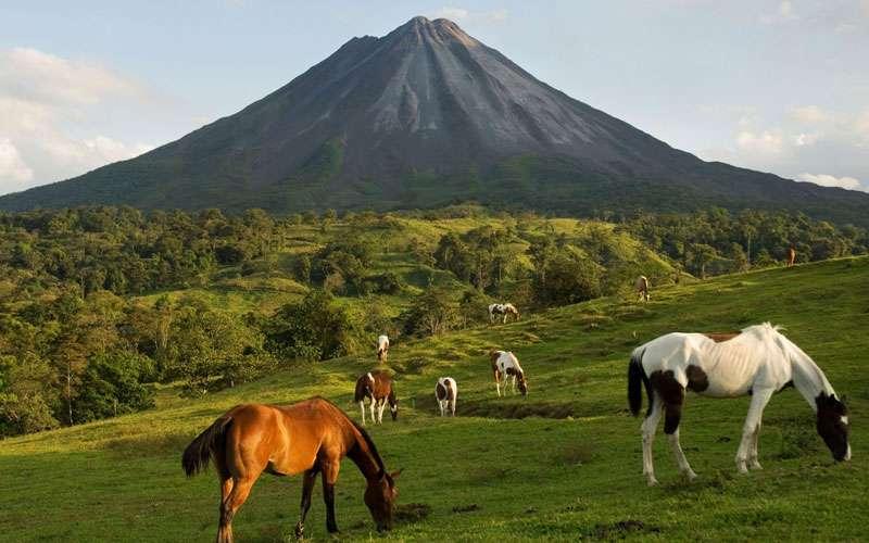 La Fortuna, Arenal Volcano Costa Rica