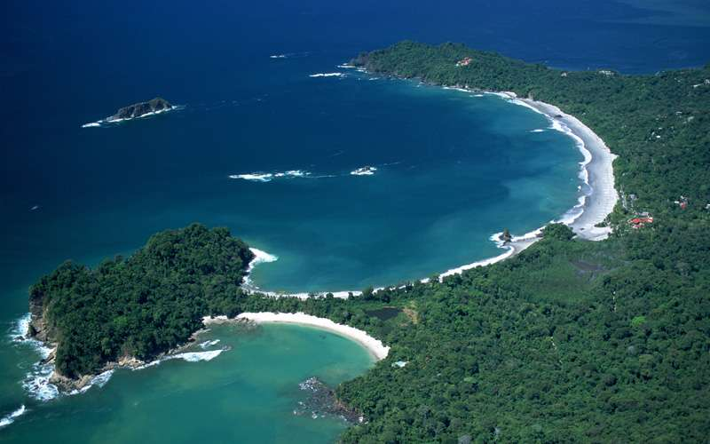 Manuel Antonio Is A Small Town In The Central Pacific Of Puntarenas And It Is