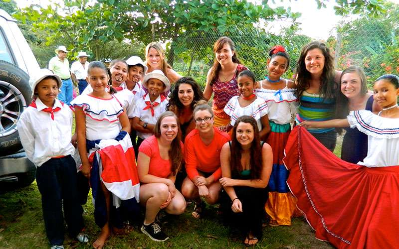 Support to communities in Costa Rica