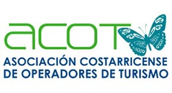 Member of the Costa Rican Association of Tour Operators