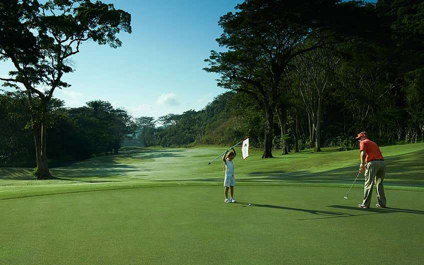 Jaco Beach Costa Rica, Golf