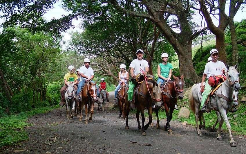Jaco Beach Costa Rica, Horseback Riding