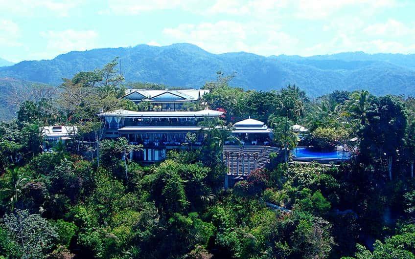 Jaco Beach Costa Rica, Villa Caletas Hotel
