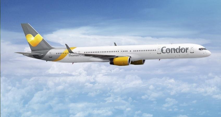 Condor will operate a direct flight from Frankfurt to San Jose e