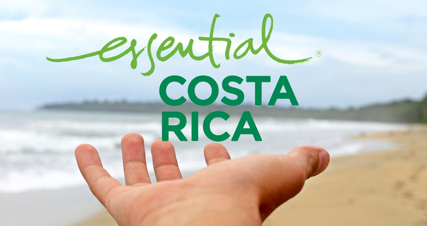 Essential Costa Rica was recognized as Place Brand of the Year