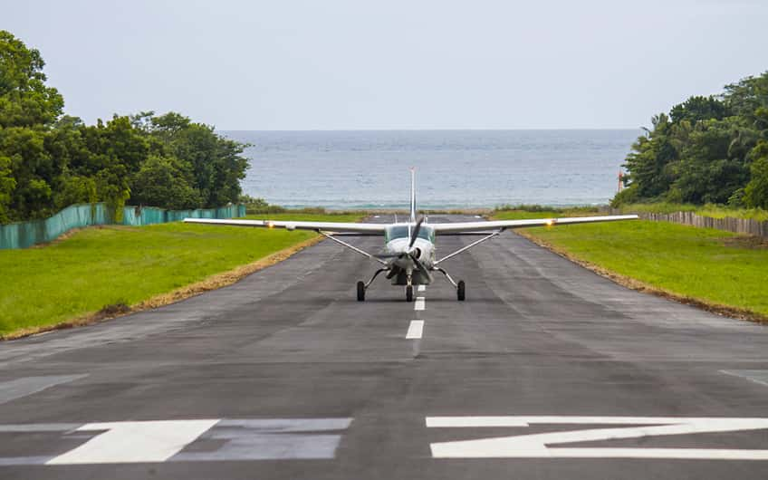 Drake Airstrip temporally closed