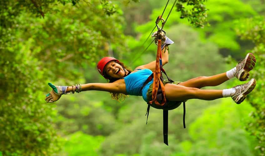 New adventure park in Guanacaste