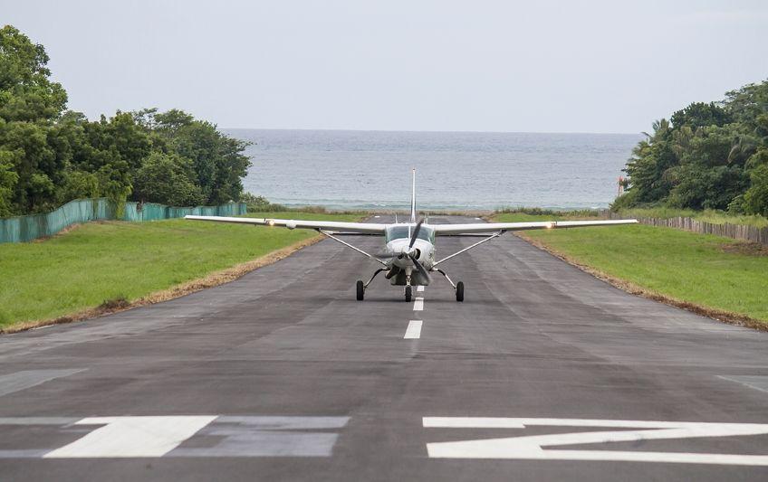 Palmar Sur Airstrip closure