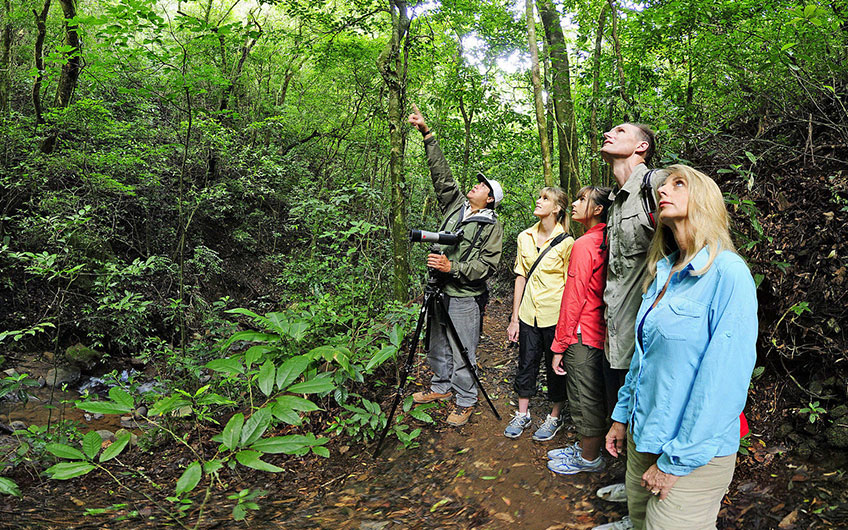 Family in Monteverde - Costa Rica Vacations