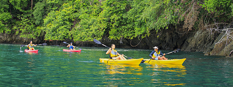 Kayaking Costa Rica