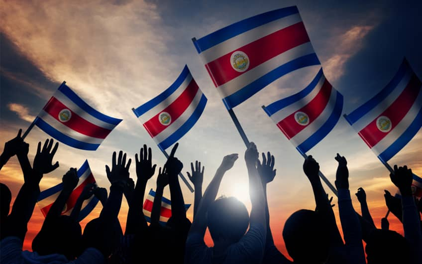 Costa Rica Happiest Country