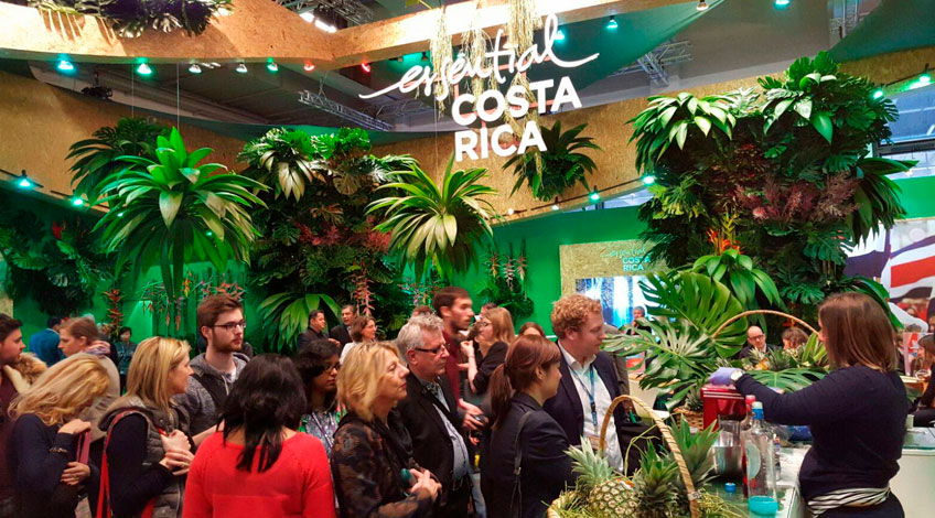 Costa Rica important destination for tourism of congresses and incentives