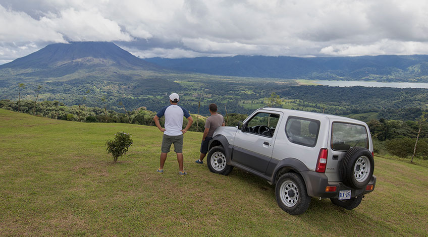 Costa Rica travel: Why visit the country with Travel Excellence?, Arenal View