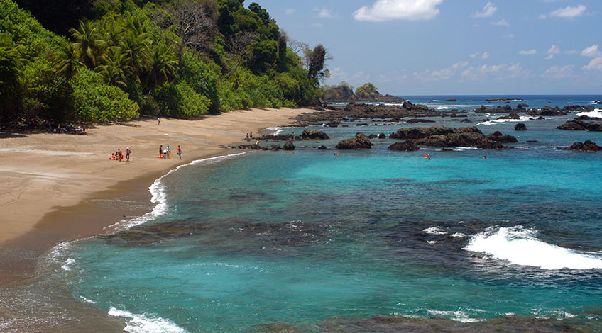 Costa Rica travel: Why visit the country with Travel Excellence?, Beach in the Central pacific