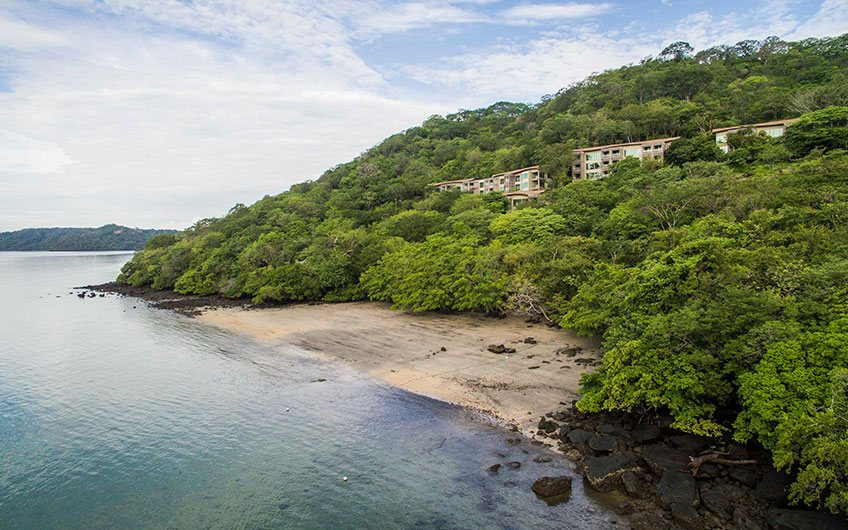 Andaz Hotel in Papagayo Guanacaste Costa Rica, Beach