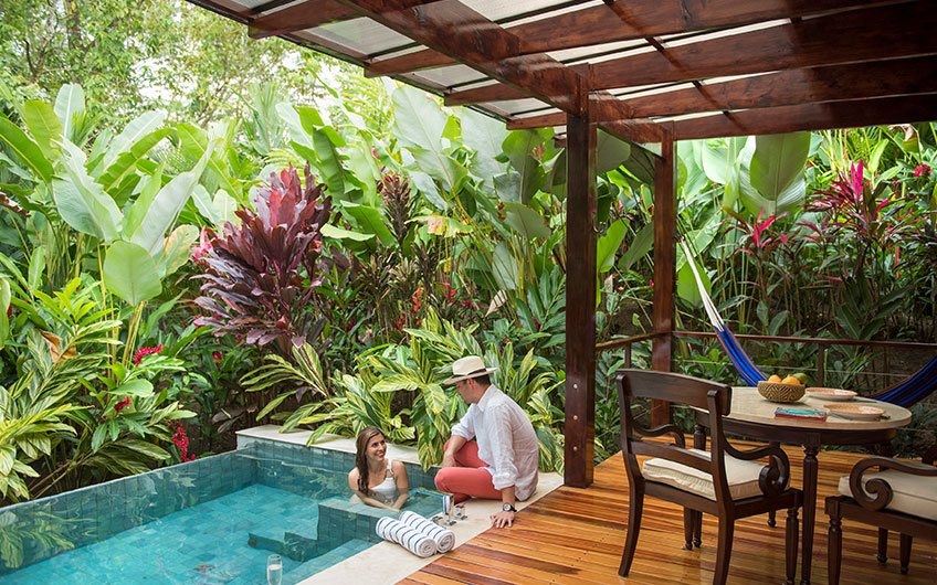 Arenal Nayara Hotel, Costa Rica Honeymoons and Weddings: a romantic escape to paradise