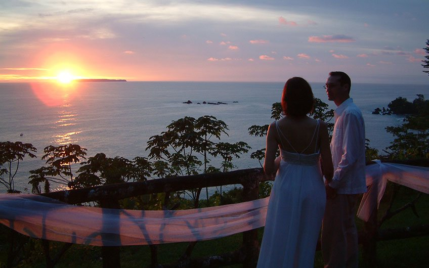 Casa Corcovado Hotel, Costa Rica Honeymoons and Weddings: a romantic escape to paradise