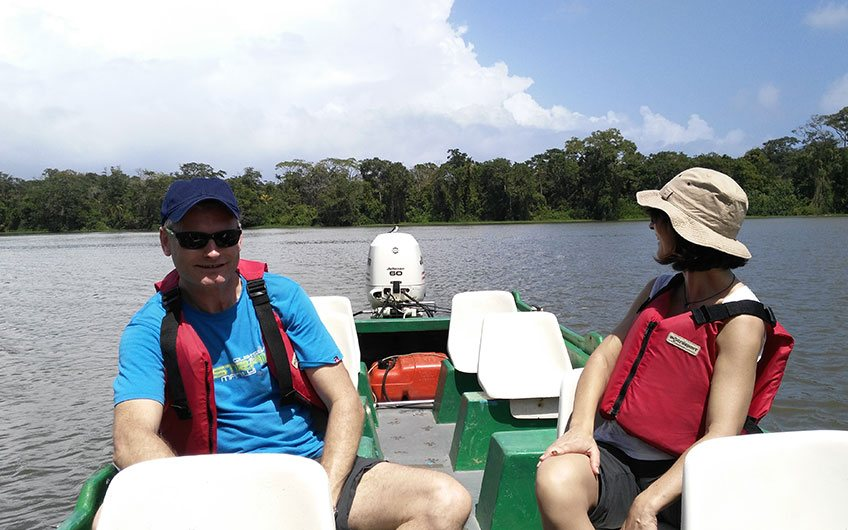 Tortuguero Canal, Manatus, Costa Rica Honeymoons and Weddings: a romantic escape to paradise