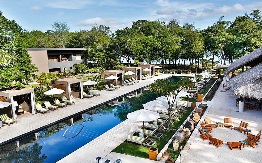El Mangroove, luxury hotel in Costa Rica, pool