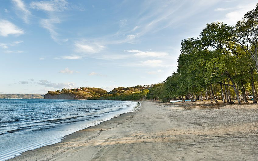 El Mangroove, luxury hotel in Costa Rica, Beach