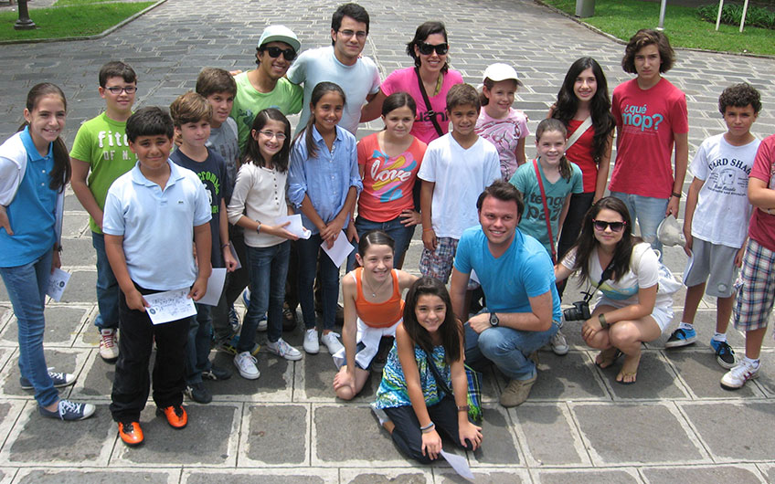 San José City, Travelling with children in Costa Rica