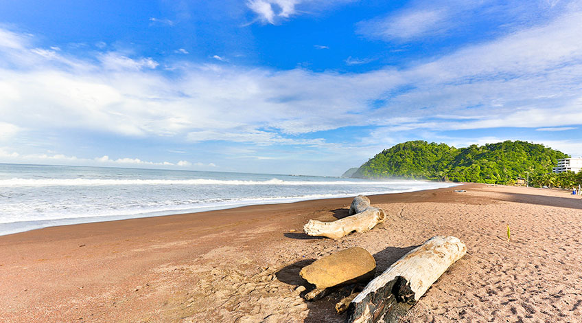 Costa Rica beaches: Jacó is a nice option for your vacation here:Jacó Beach